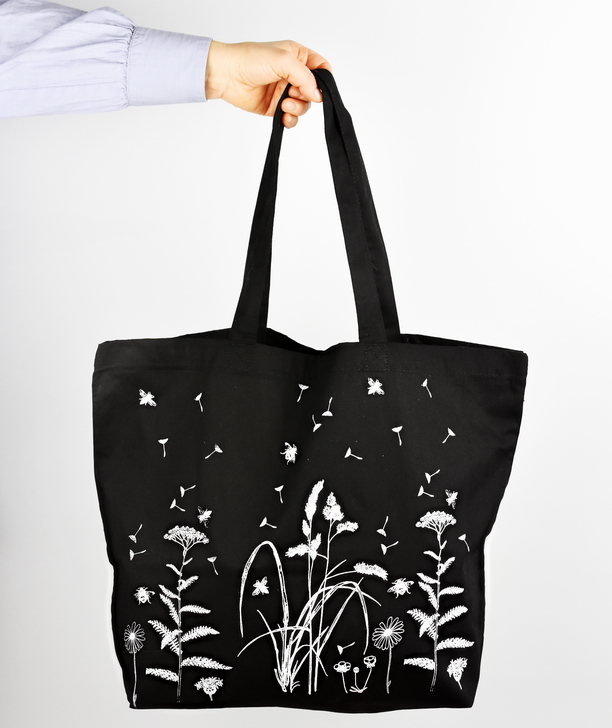 MEADOW SHOPPING BAG BIG