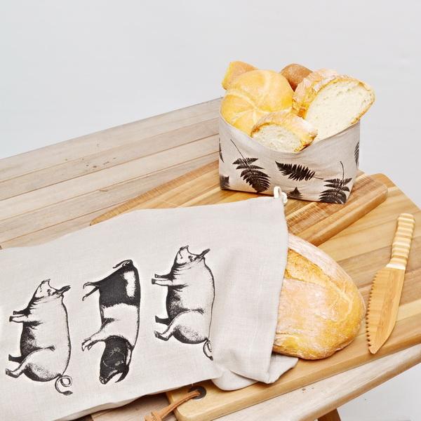 BREAD BAG PIG