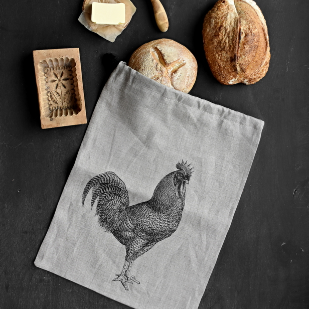 BREAD BAG ROOSTER
