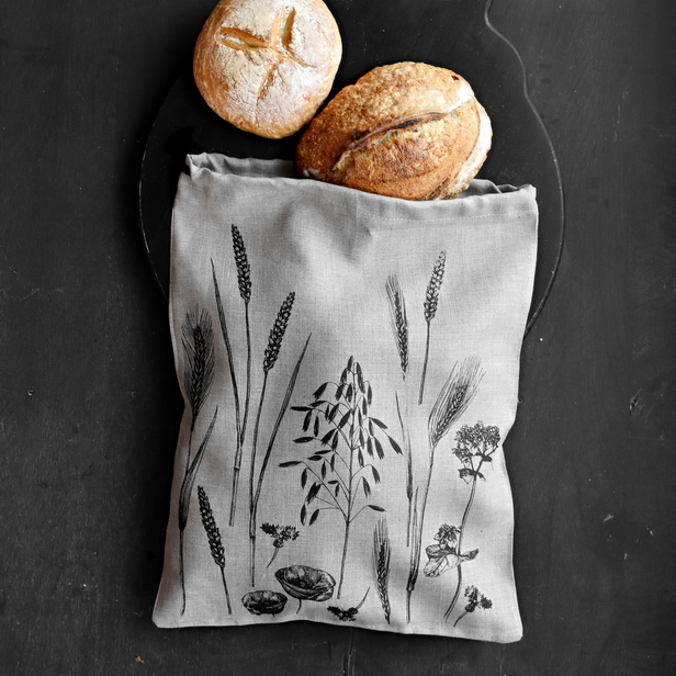 BREAD BAG WHEAT